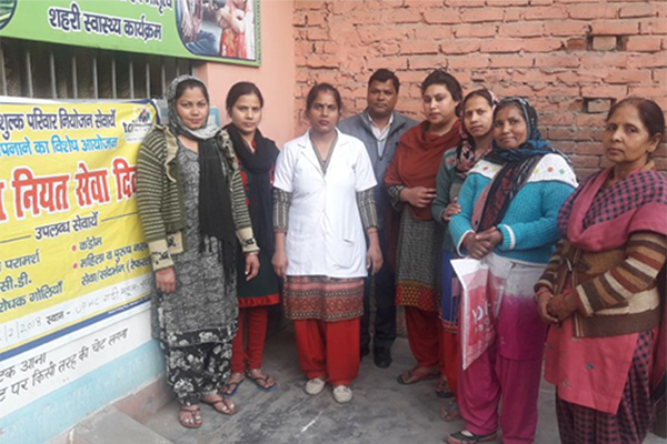 If It's Thursday, It Must Be Family Planning Day in Uttar Pradesh's Saharanpur