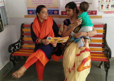 New Family Planning Champion Addresses Myths in Indore, India, With Reliable Information and Counseling