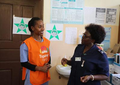 Sisi-Kwa-Sisi Coached Nurse Transforms Tanzanian City, Contributing to Increase in LARC Users