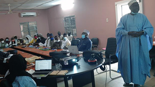 Coaching Religious Leaders to Become Effective Family Planning Advocates in Senegal
