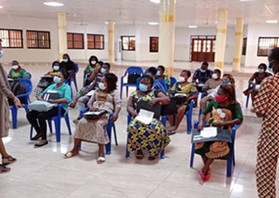 Engaging the Private Sector to Ensure Scale Up of High-impact Approaches in Abomey-Calavi, Benin